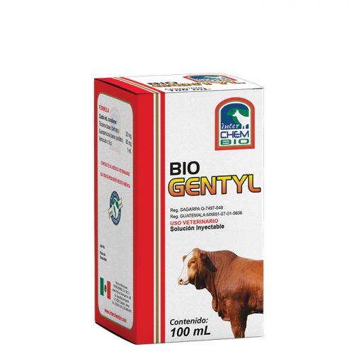 Bio Gentyl, Antimicrobiano indicado para infecciones