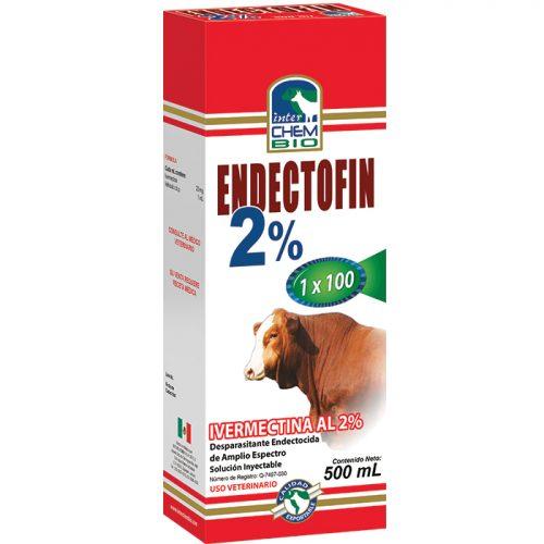 Endectofin 2, Desparasitante endectocida de amplio espectro