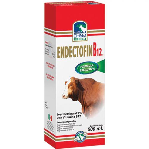 Endectofin B12, Desparasitante endectocida de amplio espectro