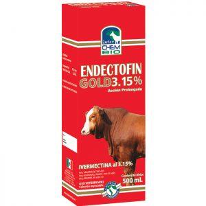 Endectofin Gold, Ivermectina de acción prolongada para el tratamiento y control de parásitos internos y externos