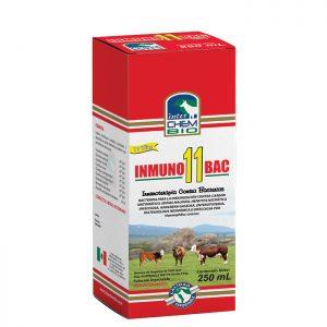 Inmunovac 11 vias, Medicamento Veterinario Biologico Bovino y Animales de Producción