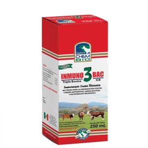 Inmunobac Triple Bovina, inmunización del ganado bovino, ovino y caprino