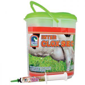 Inter Clox Sec, tratamiento de la mastitis durante el periodo seco de la vaca