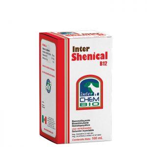 InterShenical, tratamiento de parásitos, estrés, desnutrición inapetencia y anemia para ganado