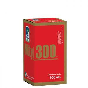 Mityl 300, Antibiotico para ganado bovino, medicamento veterinario. Tratamiento de enfermedades respiratorias