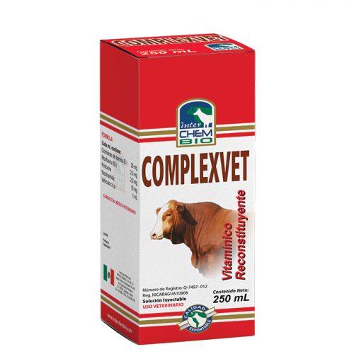 Complex Vet, Vitamínico para animales