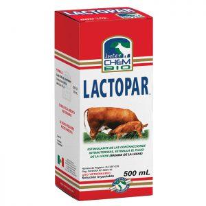 Lactopar, Estimulante de leche para vacas