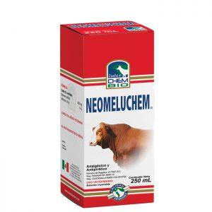 Neomeluchem, tratamiento de dolor y fiebre en ganado bovino
