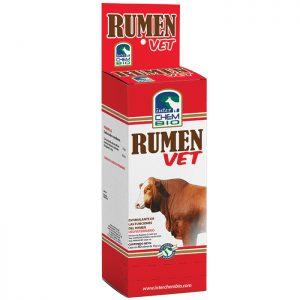 Rumen Vet, Medicina para ganado bovino, ovino y caprino